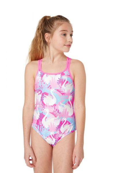 Swan Lake Girls Swimsuit