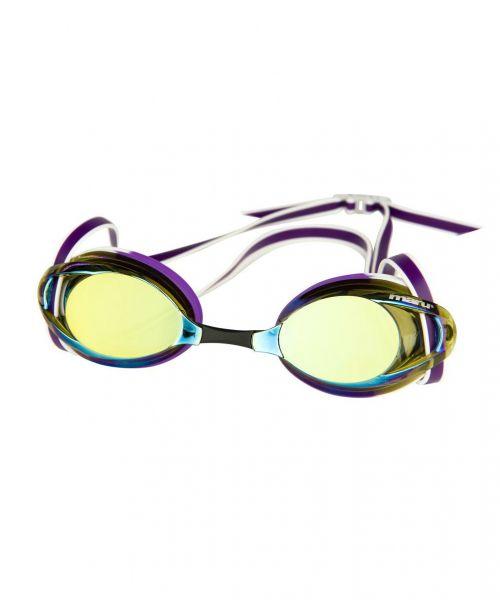 Pulsar Mirror Anti-Fog Goggle (Gold/Purple/White)