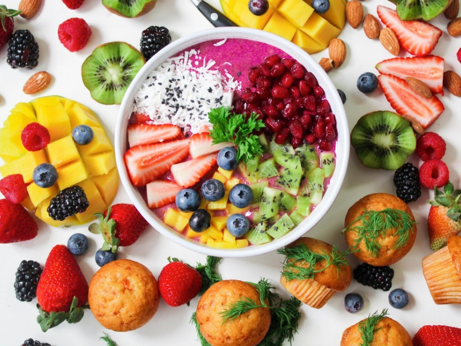 What are the best foods for a healthy brain, heart, and body?
