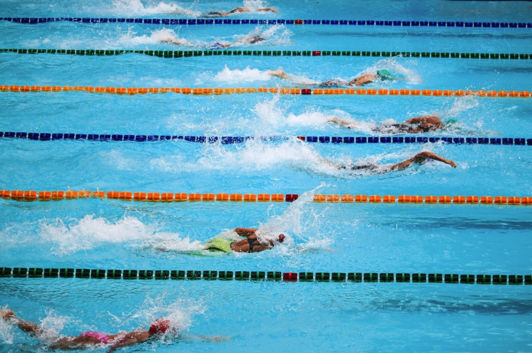 How swimmers can stay fit in light of World Health Day