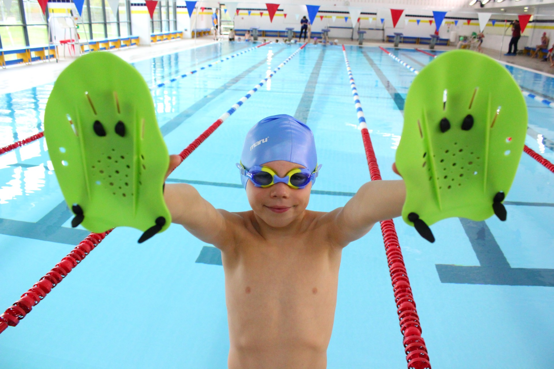 Back to school: the importance of learning to swim