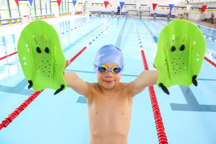The Importance of Learning to Swim From a Young Age