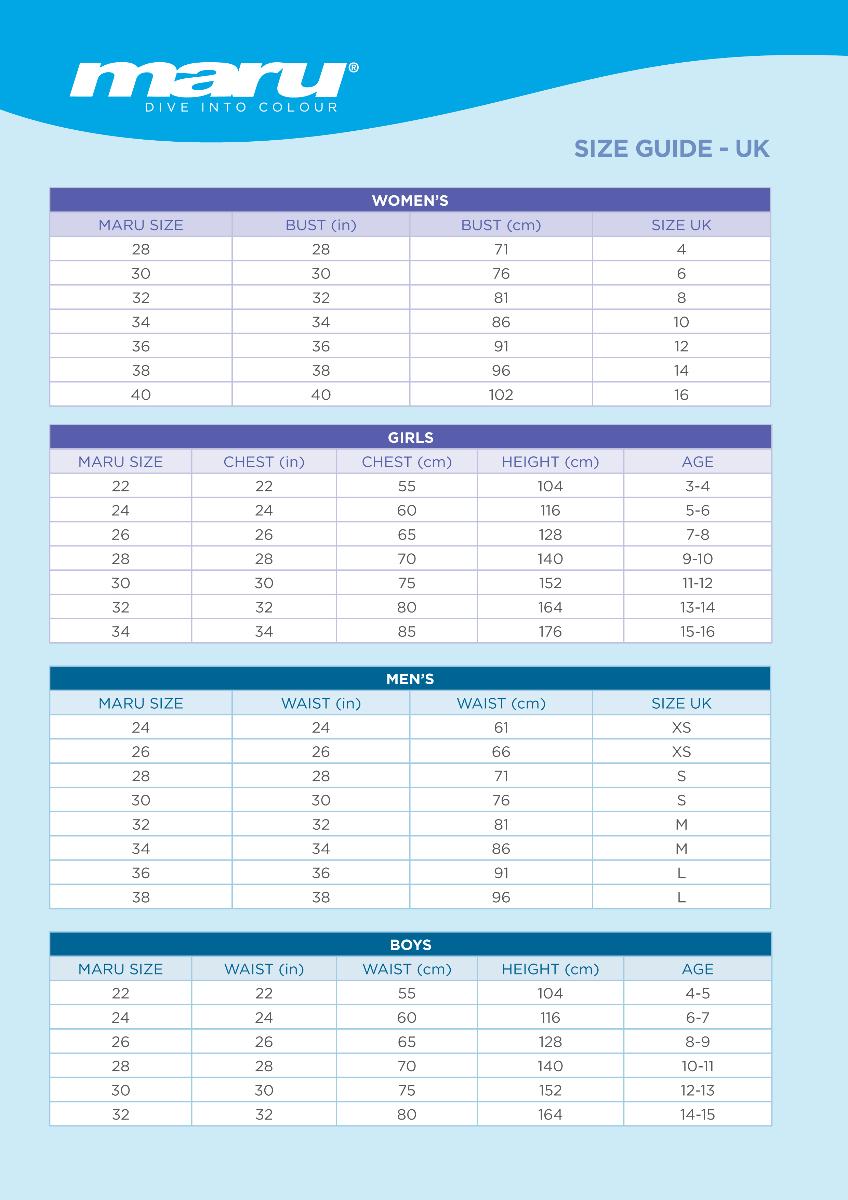 Yingfa swimwear size chart www. Essaywritesystem. Com.