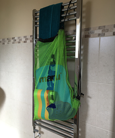 Hanging Kit Bag