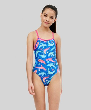Sealed with a Kiss Ecotech Sparkle Swimsuit