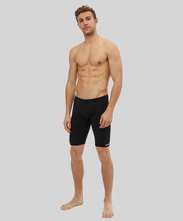 Men's Solid Jammer (Black)