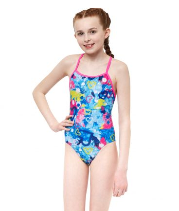 Heart & Soul Girls Swimsuit