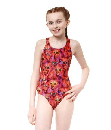 Cool Catz Girls Swimsuit