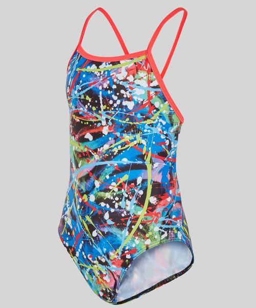 Splash Ecotech Girls Swimsuit