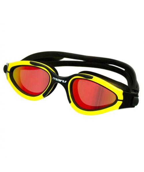 Groove Polarized Mirror Anti Fog Goggles