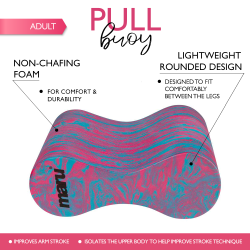 Adult Swirl Pull Buoy