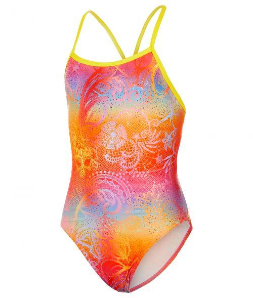 Mumbai Magic Girls Swimsuit