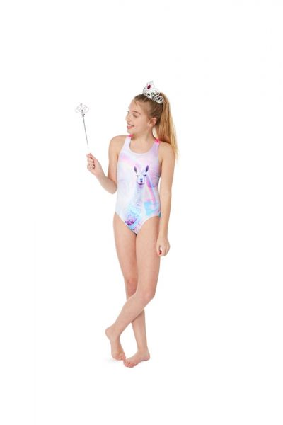Lily Girls Swimsuit