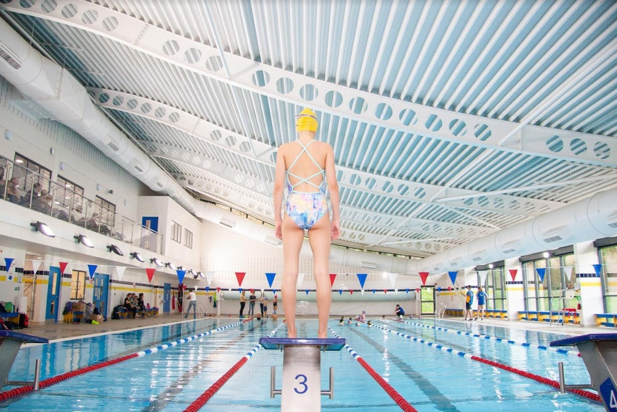 How can swimming benefit your mental health?