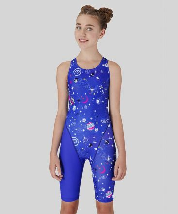 Space Star Girls Legsuit