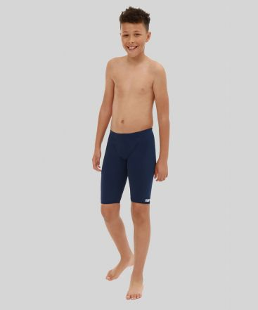 Boys Solid Jammer (Navy)