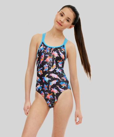 Turtle Bay Ecotech Sparkle Swimsuit