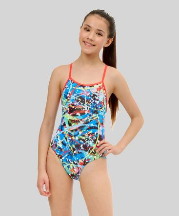 Splash Ecotech Girls Swimsuit